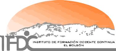 Instituto de Formación Docente Continua de El Bolsón